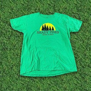 🏁 Golden Girls 'Shady Pines' T-Shirt *NWOT* 🏁